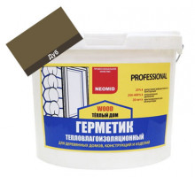 Герметик НЕОМИД Wood Professional Дуб 15 кг