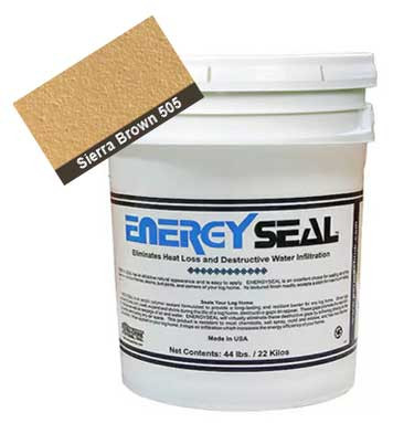 Герметик Energy Seal Sierra Brown 505 19 л